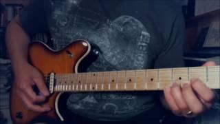 Def Leppard - Mirror, Mirror (Look into my eyes) - Guitar Lesson