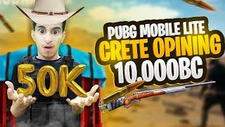 PUBG MOBILE LITE LIVE    CRETE OPINING     50K  SPECIAL #pubglitelive #pubglite #ftw screenshot 5