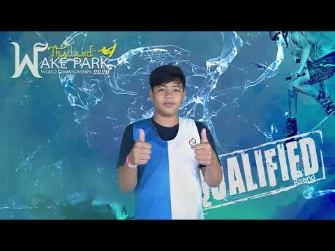 Win Mahavisessilp - Amateur Men Wakeboard