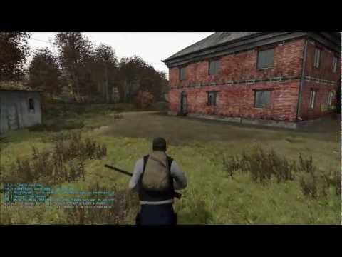 DayZ - Forming a new Squad Part 1 - First contact