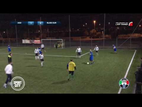 Atletico Asl 2-3 Bliss Eur | Serie B Sport City - 8ª | Highlights