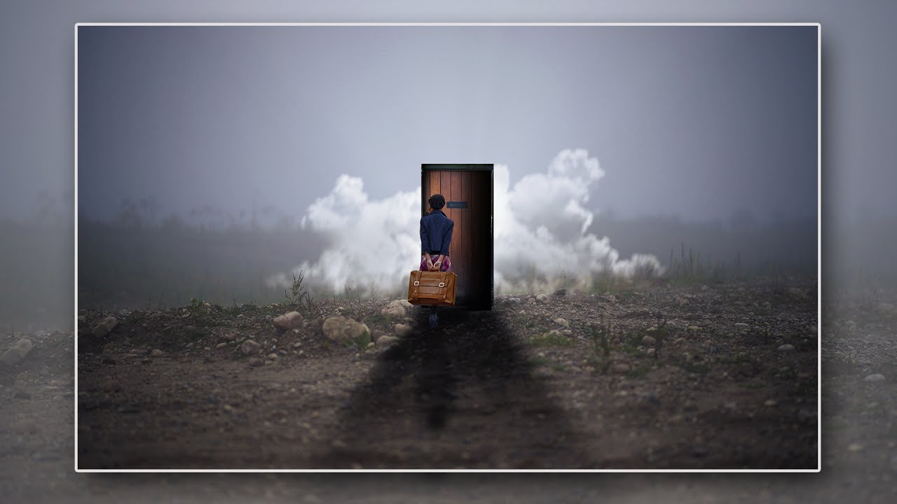 Dream Door | Photoshop Manipulation Tutorial & Dream Door | Photoshop Manipulation Tutorial - YouTube