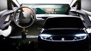 В Китае создали сенсационный электромобиль