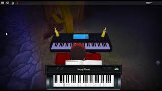 September by: Earth, Wind & Fire on a ROBLOX piano. [Andrew Wrangell Arr.]