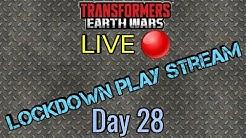 TRANSFORMERS EARTH WARS Lockdown Stream Day 28