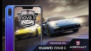 Nos vamos a la Ciudad de México 7u7 - Sorteo de Pases para el Huawei nova 3 Asphalt Cup
