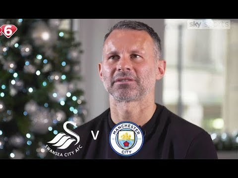 Man Utd news Giggs gives Mourinho title hope with shock Swansea vs Man City prediction