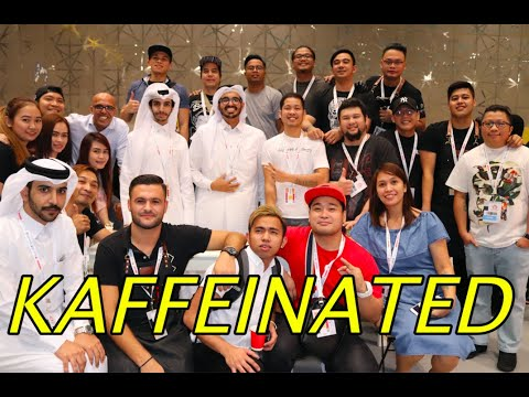 Kaffeinated Event @Doha Exhibition & Convention Center (DECC)