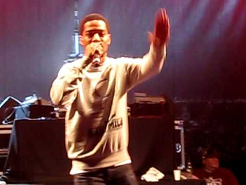 KiD CuDi - Down N' Out & Dat New New (LIVE) @ Thisis50 Fest in NYC