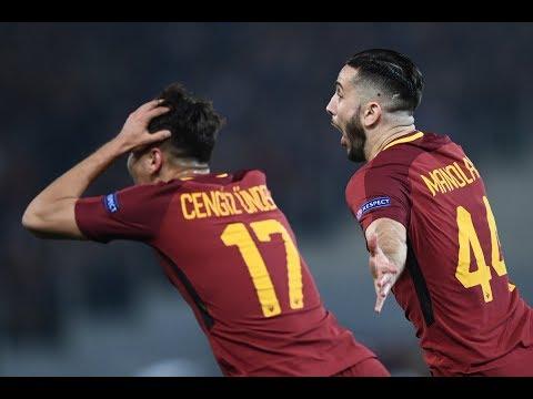 Roma 3 x 0 Barcelona HD CLASSIFICAÇÃO HISTÓRICA  Todos os Gols   Liga dos Campeões 10 04 2018