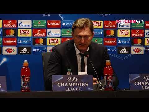 RB Leipzig: PK nach dem CL-Auswärtsspiel gegen Beşiktaş Istanbul