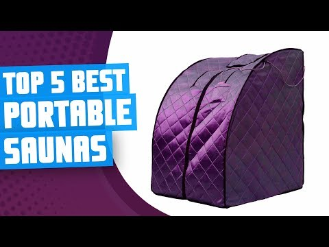 Best Portable Sauna | Top 5 Best Portable Steam Sauna Review