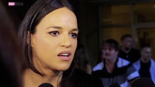 Michelle Rodriguez and Sigourney Weaver defend controversial film (re)Assignment