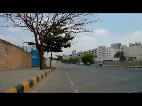 Electronics City Bangalore - Road Trip