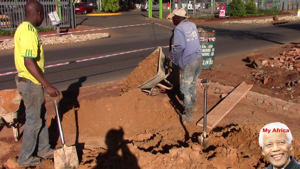 Funny how to move building sand in south africa youtube for How to move a building