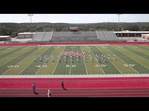 2015 Hico High School Band