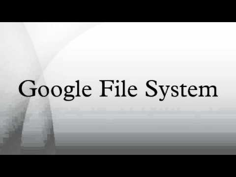 Google File System - YouTube