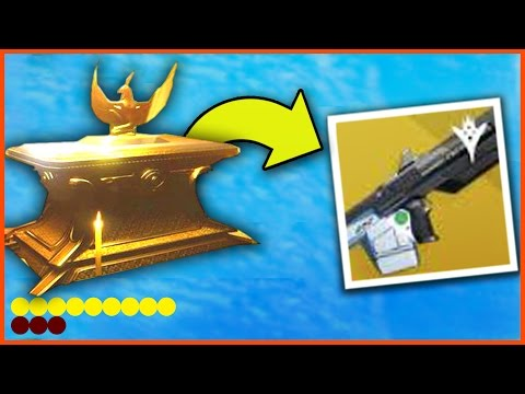 JADE RABBIT FROM FLAWLESS CHEST?! (Destiny...