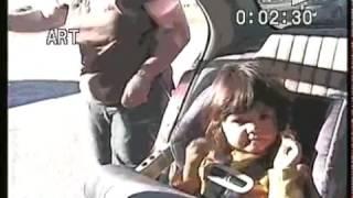 Picking Up Alana from Preschool October 2005