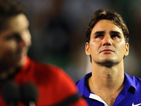 Crying Moments ● Federer Nadal Djokovic Wawrinka Murray Del Potro Roddick ● Emotional Tribute | HD