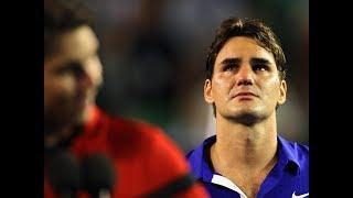 Crying Moments ● Federer Nadal Djokovic Wawrinka Murray Del Potro Roddick | HD