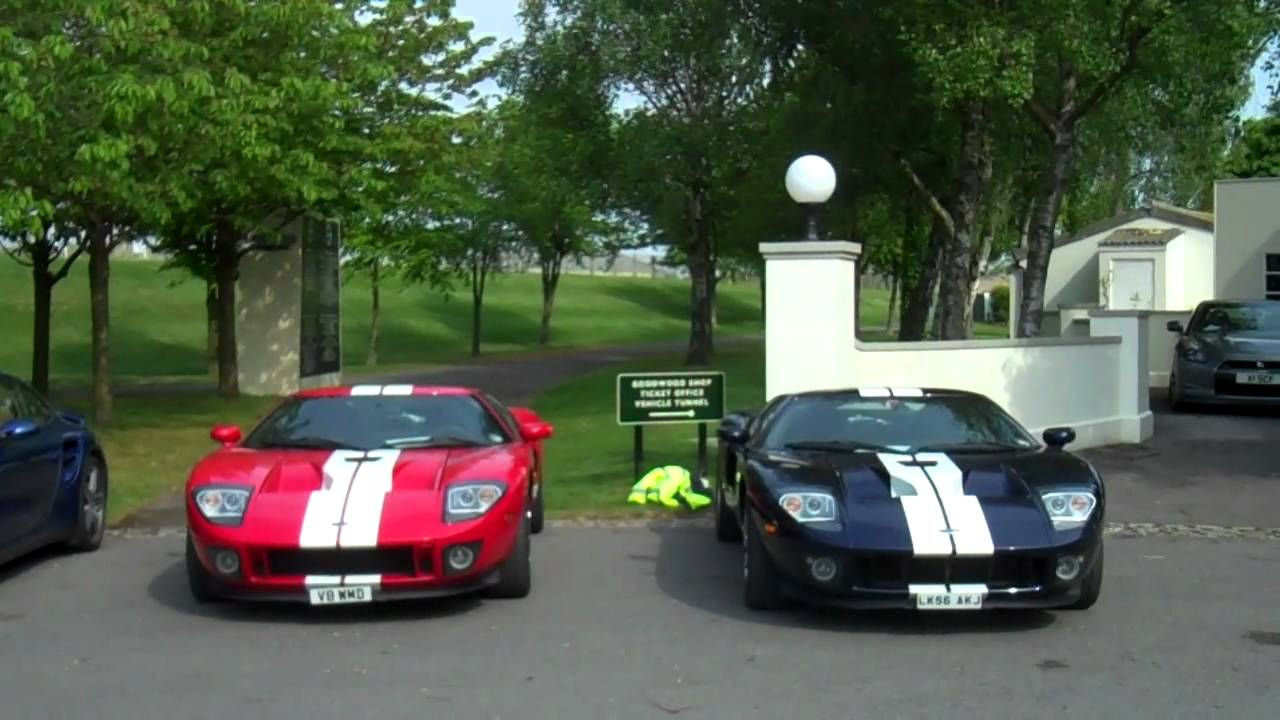 Ford Gt Collection