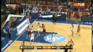 Euroleague | Galatasaray Liv Hospital - Bayern Münih [2. Part]