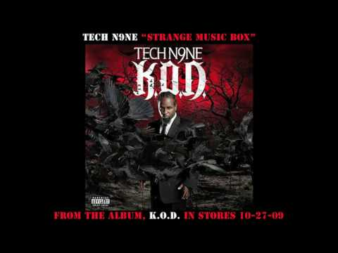 Tech N9ne - Strange Music Box (Feat. Krizz Kaliko & Brotha Lynch Hung)