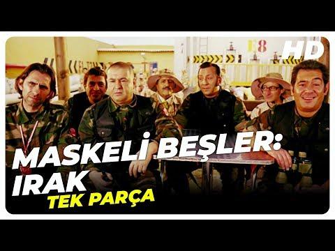 Maskeli Beşler: Irak - Türk Filmi (Restorasyonlu)