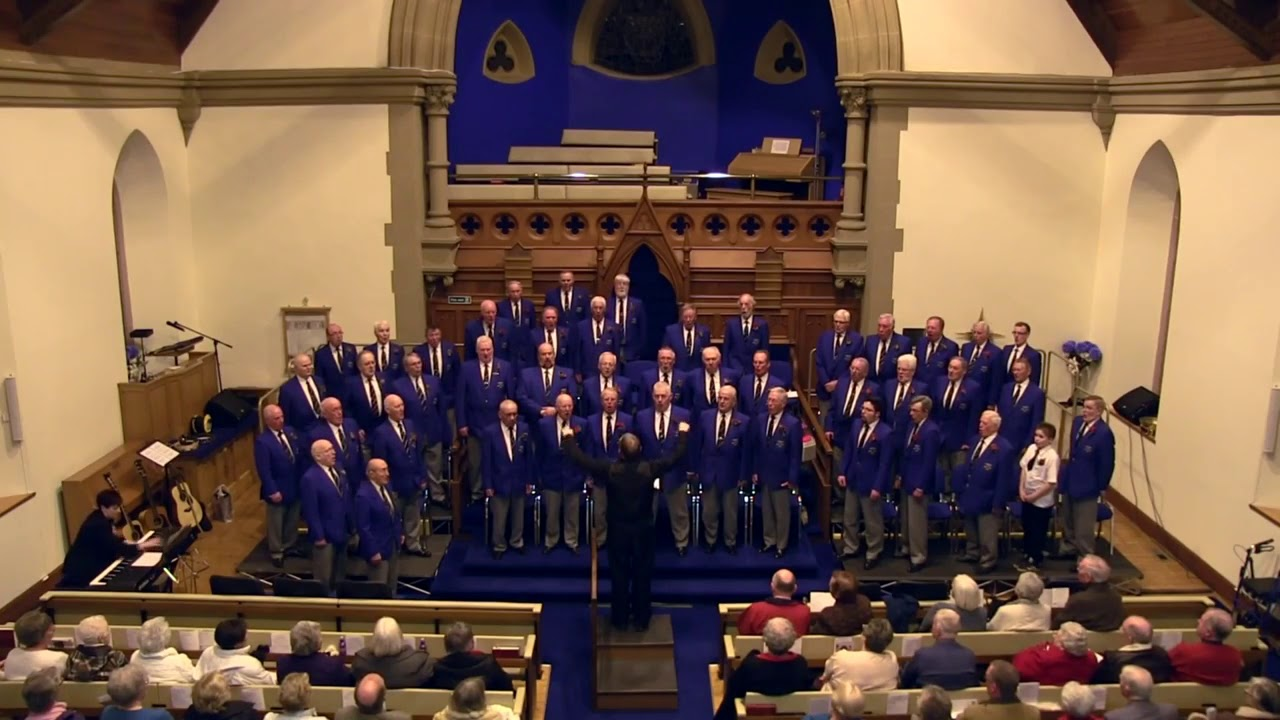 Stonehouse Male Voice Choir