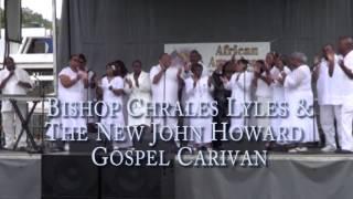 The Well Of Salvation - Bishop Charles Lyles & The New Gospel Caravan