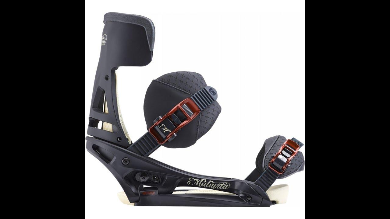 723fa4ac78b0 Как установить и настроить сноуборд крепления Burton EST - YouTube