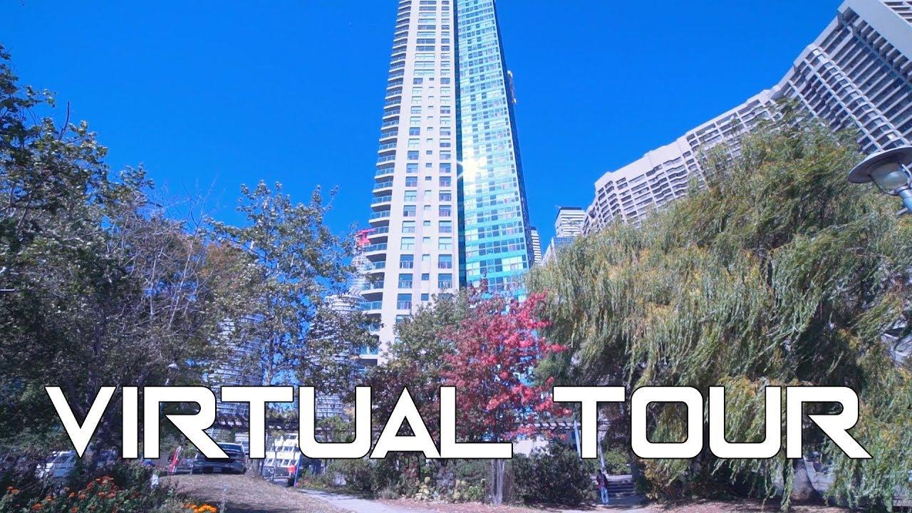 99 Harbour Square Toronto On M5J Unit 2407 HD Virtual Tour