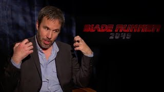 Denis Villeneuve on 'Blade Runner 2049' Set Design and Experimental Transitions (SPOILERS)