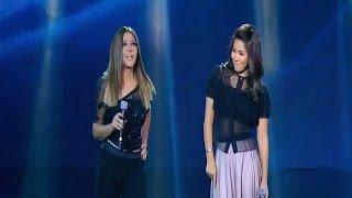 اغنية شيرين وسميرة سعيدة انسانة HD