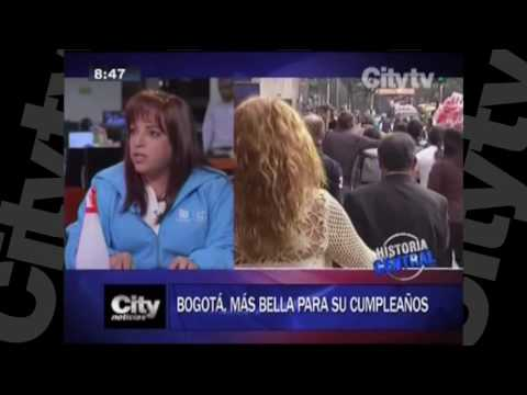 Nueva jornada de limpieza en Bogotá | City Tv | Julio 29