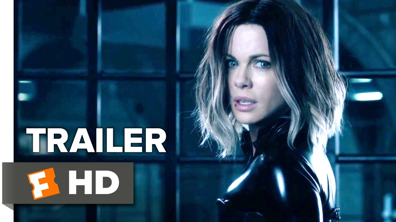 Underworld Blood Wars Official Trailer 1 2017 Kate Beckinsale