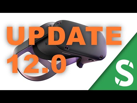 Oculus Quest UPDATE 12.0 | Hand Tracking | Quick Review