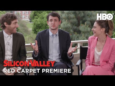 Silicon Valley Red Carpet Premiere HBO