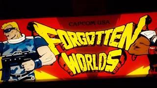 Forgotten Worlds Arcade
