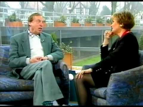 Larry Grayson on Pebble Mill 1992
