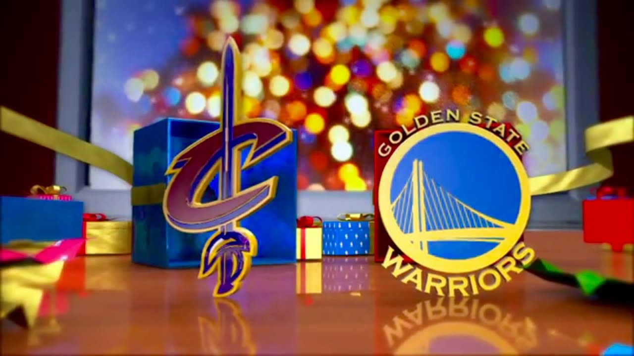 NBA 2K16: Cavs vs Warriors Christmas Day - YouTube