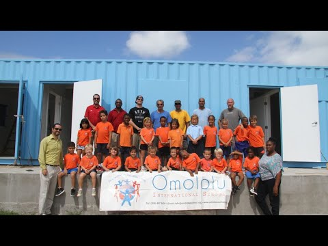 IPME Builds a Library in Anguilla