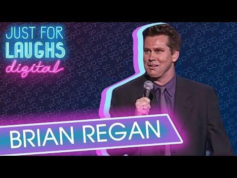 Brian Regan Stand Up - 1999