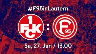 1.FC Kaiserslautern - Fortuna Düsseldorf 1:3 |27.01.2018| WAS EINE HALBZEIT!!! EXTASE PUR !!!!