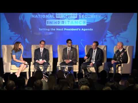 #CNAS2016: The Case for Inclusivity - Lessons from Four National Security Leaders