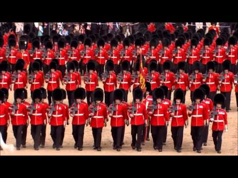 Trooping the Colour 2013 HD - Part 3/5