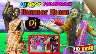 SANTALI DJ SONG 2020 / DAK GE JHOMOR JHOM / DJ BIJOY HEMBRAM / NEW SANTHALI DJ VIDEO SONG 2020