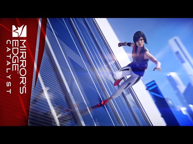 Mirror's Edge 2: Catalyst (видео)
