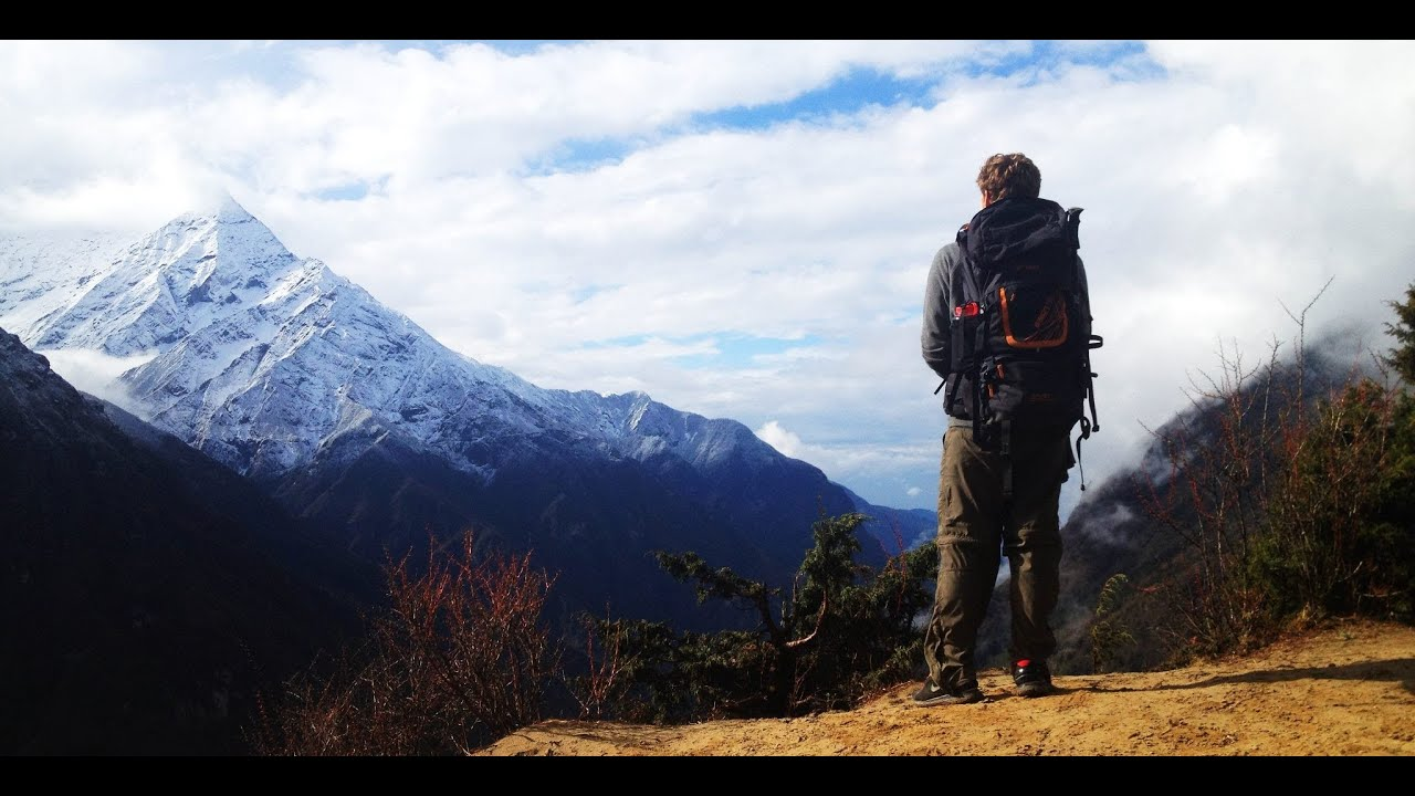 Travel - Explore the world with a backpack - YouTube
